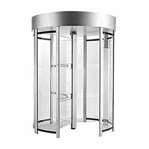 Glass Turnstiles