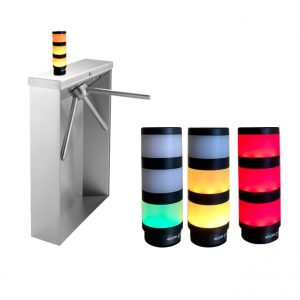Color Count Tower Occupancy Counter Light www-TURNSTILES-us